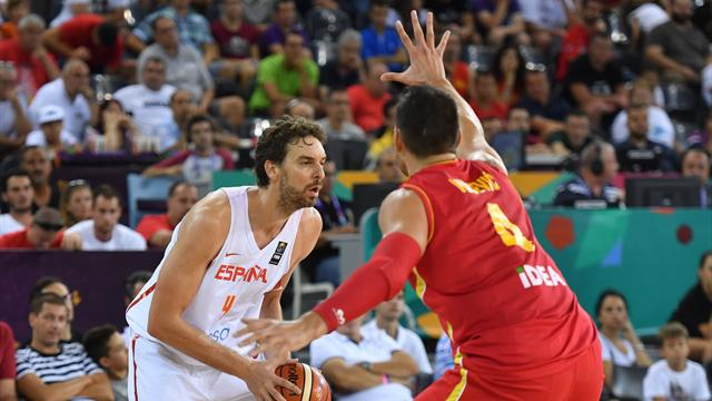 Pau Gasol EuroBasket tarihine geçti