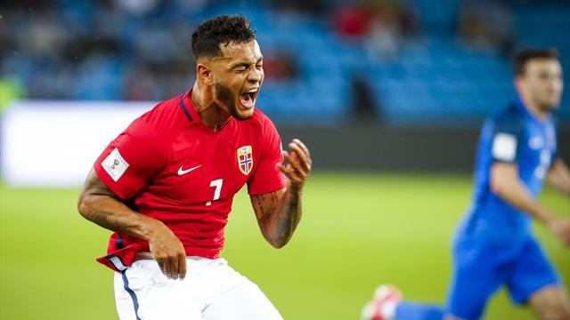En oversikt over internasjonal fotball på Eurosport