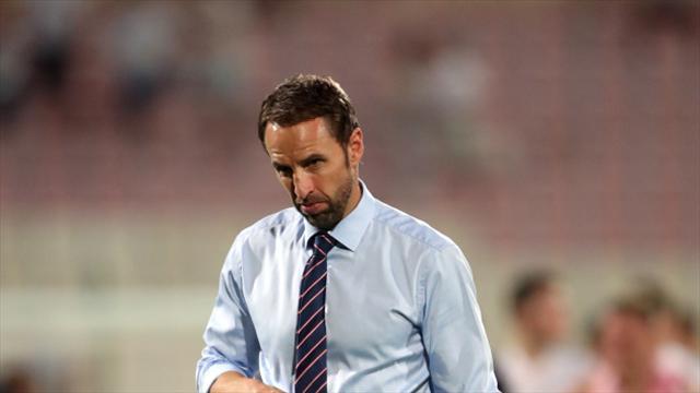 Gareth Southgate: 'England did a professional job'