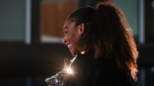 Carnet rose : Serena Williams est devenue maman