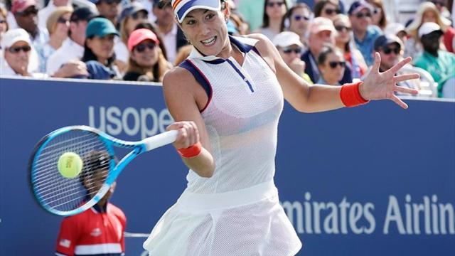 Sharapova tiene regreso triunfal en el Abierto de Estados Unidos