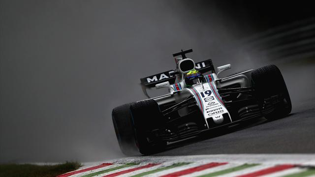 Williams: Massa/Stroll Monza battle was scary