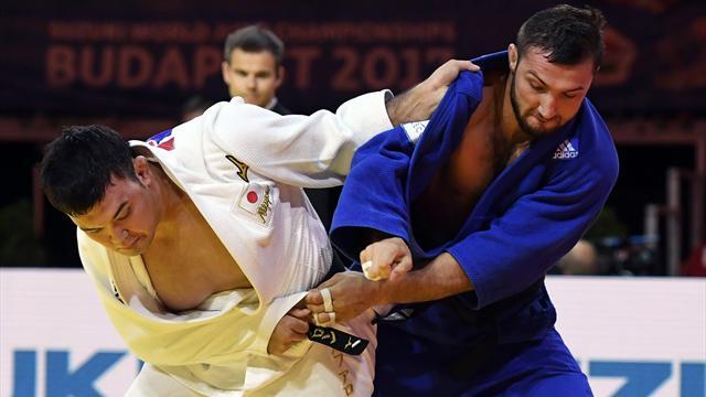 Wolf en or en -100 kg, septième titre pour le Japon