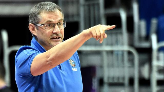 Россия победила Сербию и возглавила группу на Евробаскете