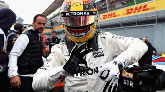 Hamilton krönt sich zum König der Poles - Vettel enttäuscht