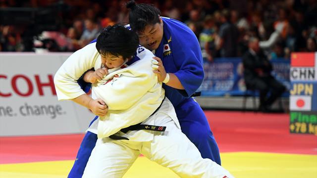 La Chinoise Yu Song conserve le titre en +78 kg