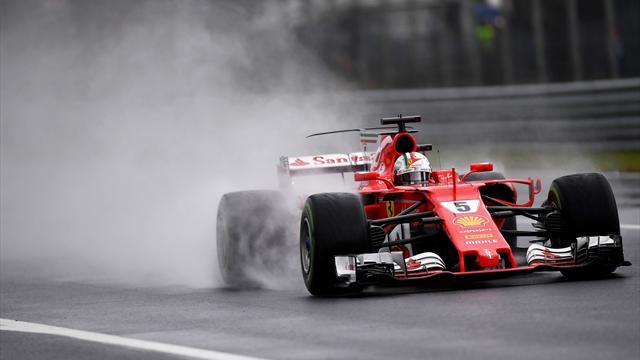 Ferrari geht im Regen baden: Die Pace fehlt, aber wieso?