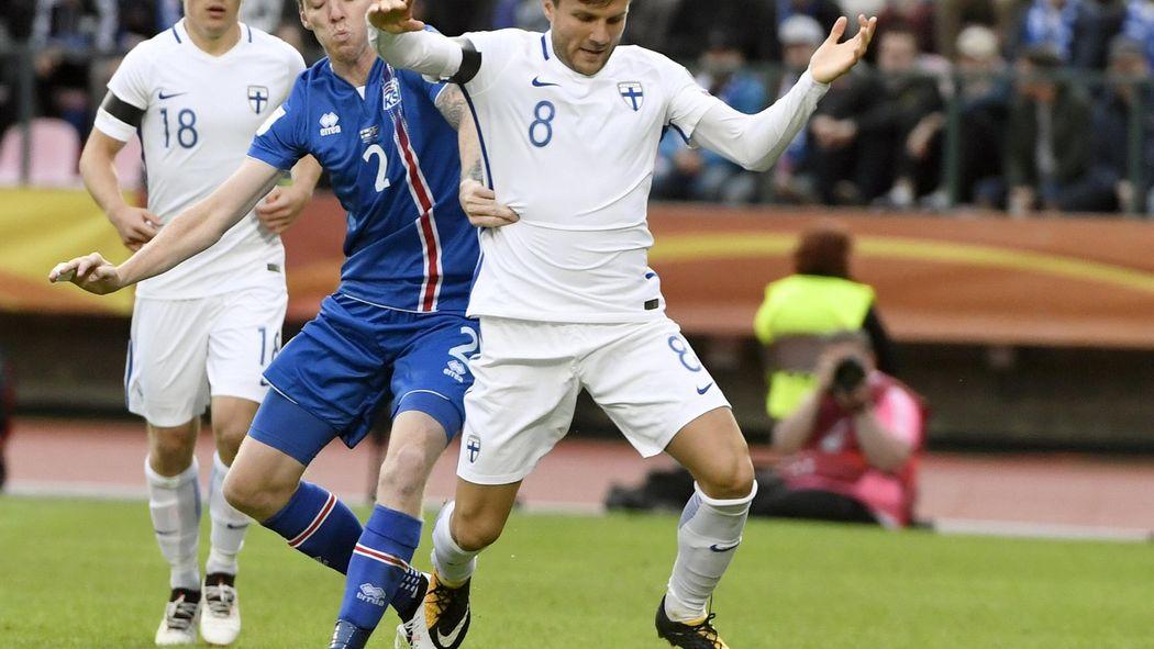 Wm Quali Rückschlag Für Em Viertelfinalist Island Ukraine Dank