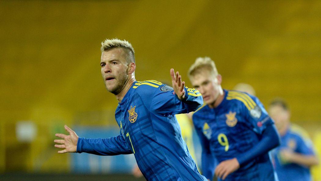 Jarmolenko Führt Ukraine Zum Sieg Rückschlag Für Island Wm