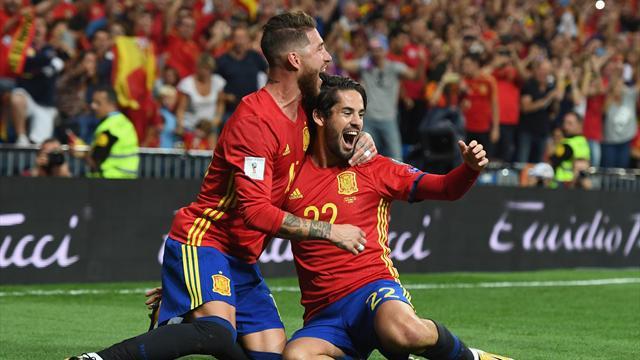 La España más madridista puso en pie al Bernabéu
