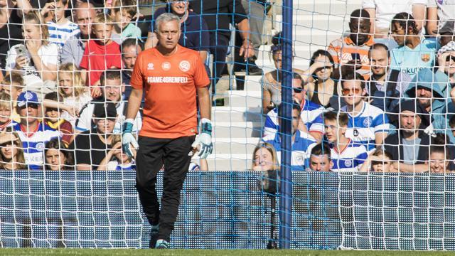 Mourinho'nun kalecilikle imtihanı