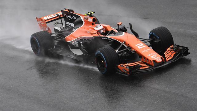 Auch Vandoorne, Perez und Grosjean werden strafversetzt