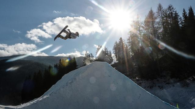 Snowboard: Deutsche Slopestyler verpassen Finale