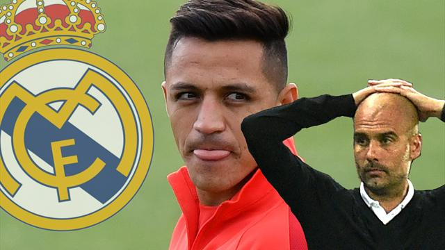 Euro Papers: Real Madrid ready to pounce for Sanchez