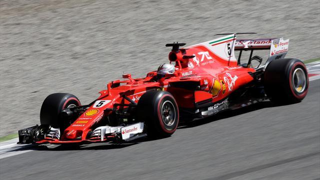 """Vettelreste confiant pour la fin de saison : """"Nous avons toujours une très bonne voiture"""""""