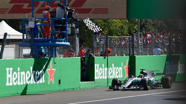 Hamilton overtakes Vettel in F1 standings with dominant Monza display