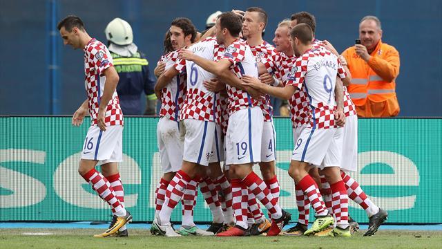 Где смотреть матч— Хорватия