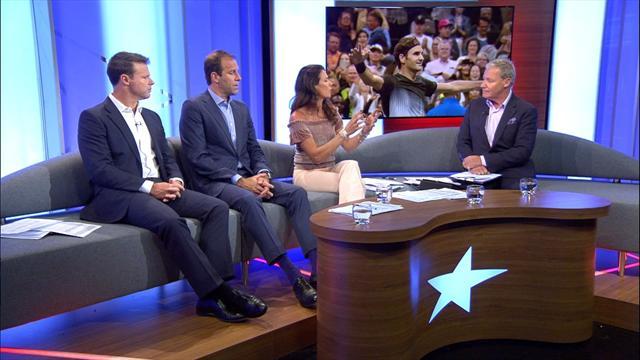 Rusedski: Federer looks much more like himself