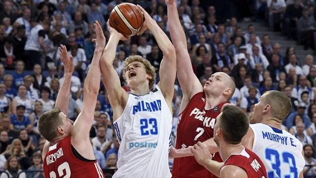 La Finlandia ai raggi X, prossimo avversario dell'Italia. Lauri Markkanen è la stella