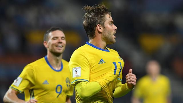 La Suède se frotte les mains après le nul des Bleus