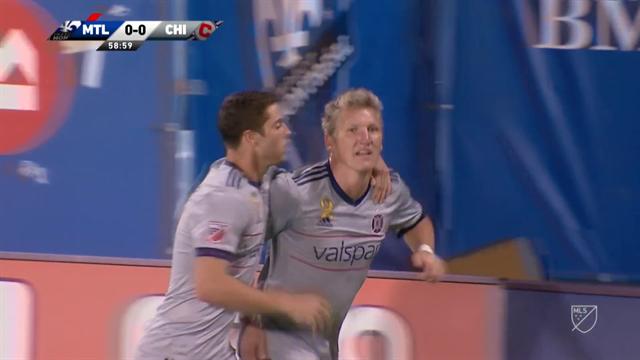 Un tap-in che non si può sbagliare: Bastian Schweinsteiger segna il suo terzo gol in MLS!