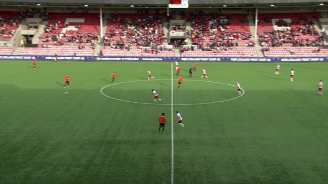 Fredrikstad vant nøkkelkamp mot Åsane