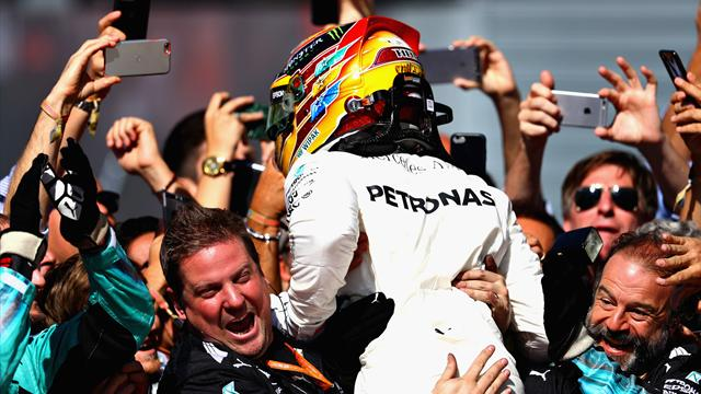 Booed Hamilton happy to play Monza 'villain'