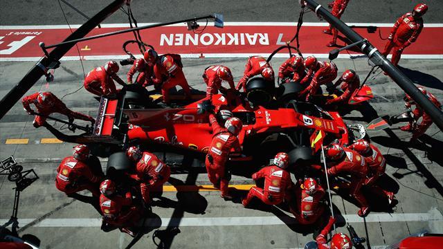 12 pour Vettel, 169 pour Räikkönen... Les chiffres qui racontent la saison de chaque pilote