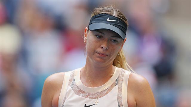 Sharapova, che disastro! Si consegna alla Sevastova e viene eliminata