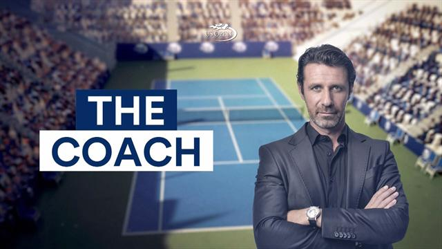 The Coach: How Coco's booming second serve could overwhelm Pliskova