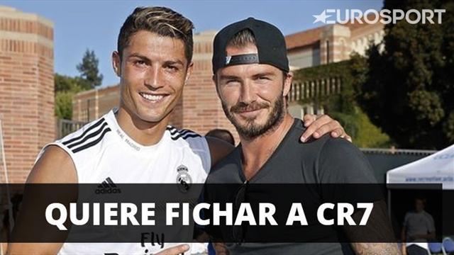 Tierna sorpresa de Cristiano Ronaldo a un niño brasileño — Imperdible