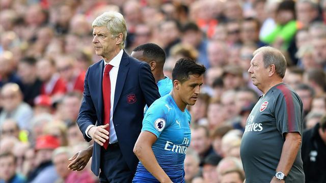 Arsenal, une crise après l'autre