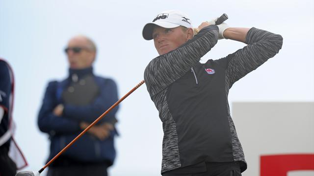 164.000 Euro: Golferin Lewis spendet Siegerscheck für Flutopfer
