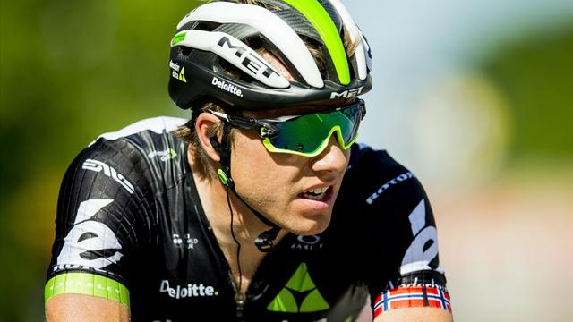 Boasson Hagen deplassert etter å ha vært best i spurten – la seg flat etter målgang