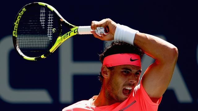 Nadal derrota al ruso Rublev y pasa a semifinales del US Open