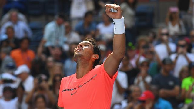 Piques et répliques, Nadal a tout fait pour expédier Dolgopolov