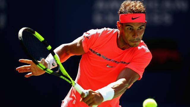 Nadal se mete en semifinales del US Open