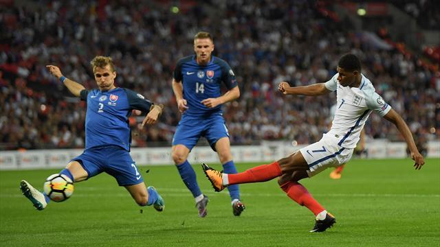 Qualificazioni mondiali: bene l'Inghilterra, la Germania ne fa sei alla Norvegia!