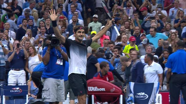 Contre Kohlschreiber, Federer n'avait pas de temps à perdre