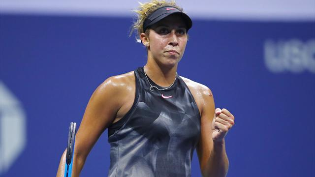 Women's round-up: Keys dumps out fourth seed Svitolina, Vandeweghe into first US quarters