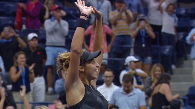 Keys slo Svitolina ut av US Open