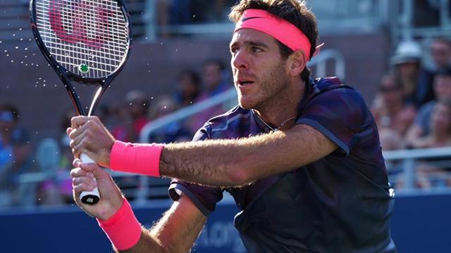 Tiene día y hora el partido de Del Potro y Federer