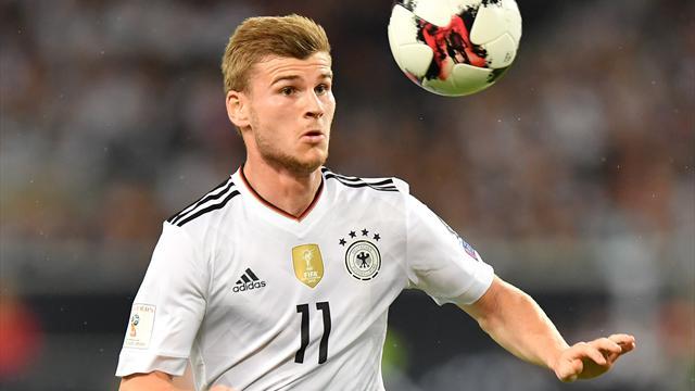 """""""Wie der junge Messi"""": Vogts und Klinsmann schwärmen von Werner"""