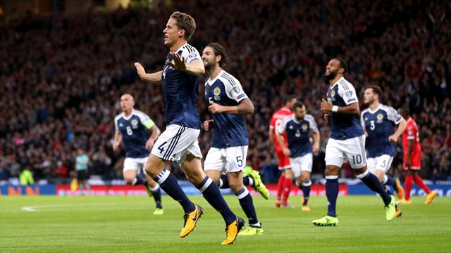 Mulgrew limps off in Scotland win