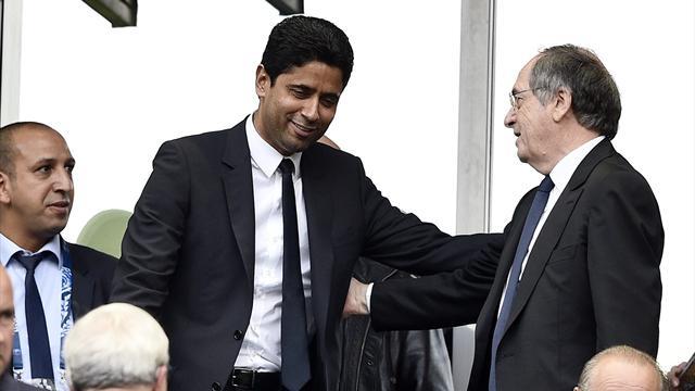 La FFF menace d'attaquer Tebas, la LFP se plaint auprès de l'UEFA