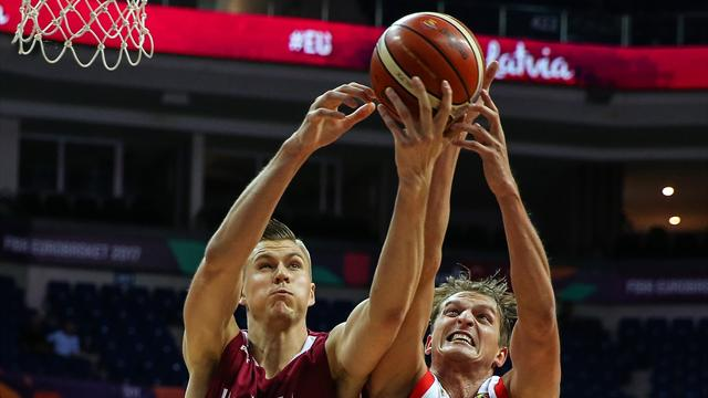 Россия проиграла Латвии на Евробаскете