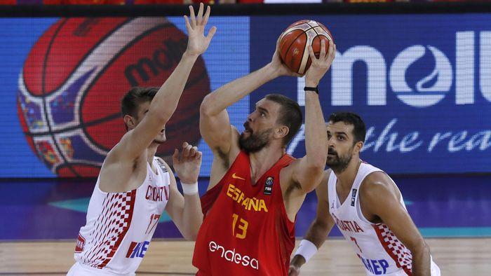 Calendario Eurobasket.Final Mundial Baloncesto 2019 De Espana Dia Y Hora Del