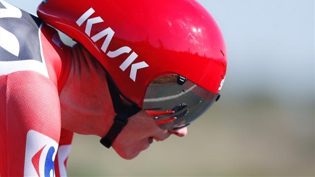 Froome non si ferma: correrà le cronometro individuale e a squadre ai Mondiali