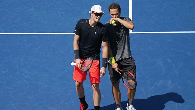 """Jamie Murray and Bruno Soares ready for """"huge event"""" at ATP Finals"""
