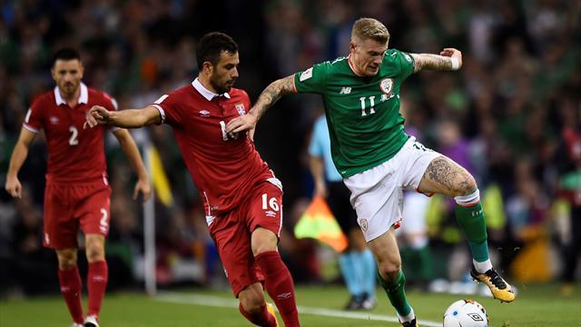 Ireland put faith in McClean for Cardiff decider